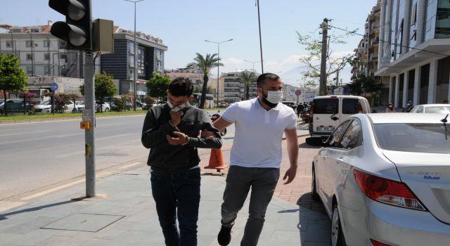 Alanya'da polisten eroin baskını
