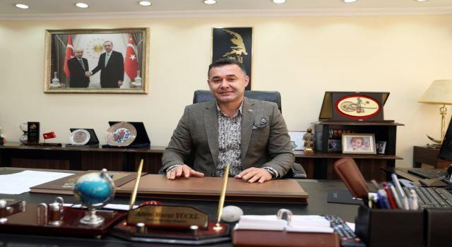 Başkan Adem Murat Yücel;tüm birimlerimizle vatandaşımızın hizmetindeyiz