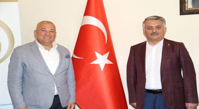 Başkan Mehmet Şahin;taleplerimizin takipçisi olacağız