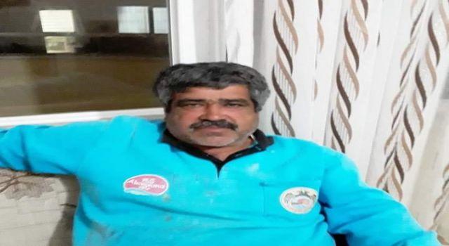 Belediye personeli Veli Kıyan geçirdiği kalp krizi sonrası vefat etti