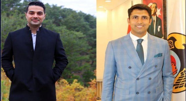 Alanya belediyesinde yeni iki atama Bilal Nurgül ve Hüseyin Doğan'a yeni görev