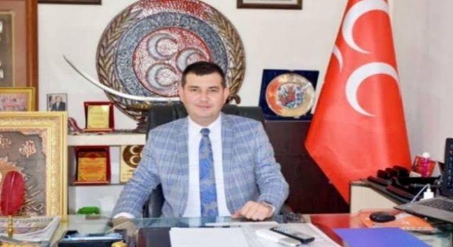 Başkan Türkdoğan Milliyetçiler günü MESAJI