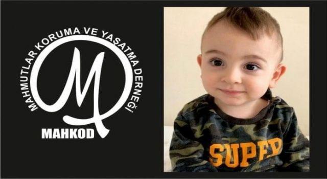 Mahkod başkanı Mesut İlhan sma savaşçısı Ahmet bebek için geniş kapsamlı kermes düzenliyor