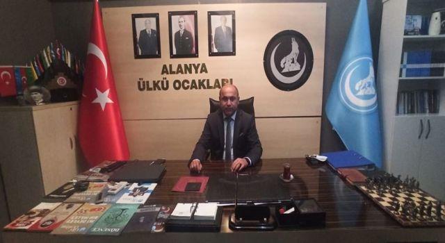Ocak başkanı Yavuz Uysal Hıdırellez mesajı