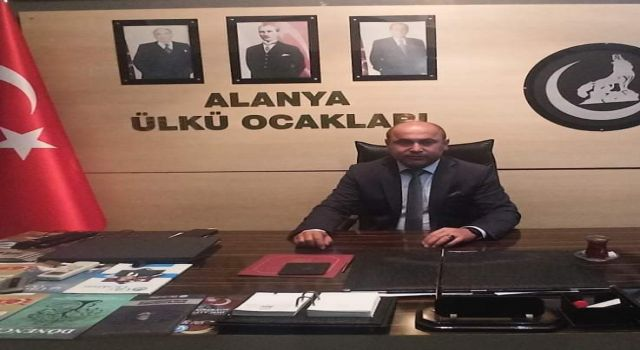 Ocak başkanı Yavuz Uysal'ın Milliyetçiler günü mesajı