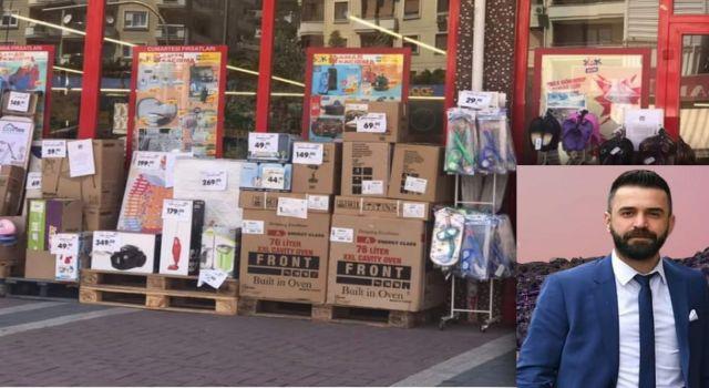 Selman Arıkan Kural tanımayan büyük mağazalar için kaymakam ve yerel yöneticileri göreve davet etti