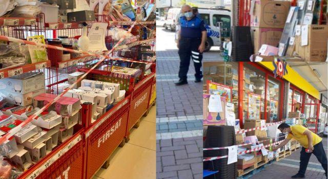 Selman Arıkan'ın çağrısına Alanya belediyesi duyarsız kalmadı o mağazaya işlem yapıldı