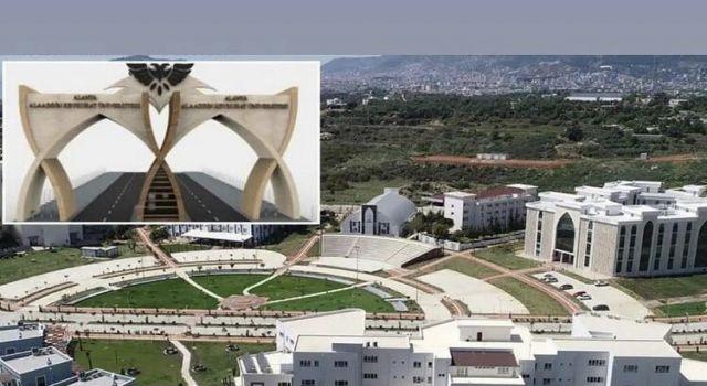 Alanya Alaaddin Keykubat üniversitesi'ne 1 milyon 679 bin liralık kapı