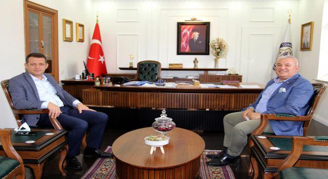 Başkan Şahin'den turizm işletmeleri için yeni girişim