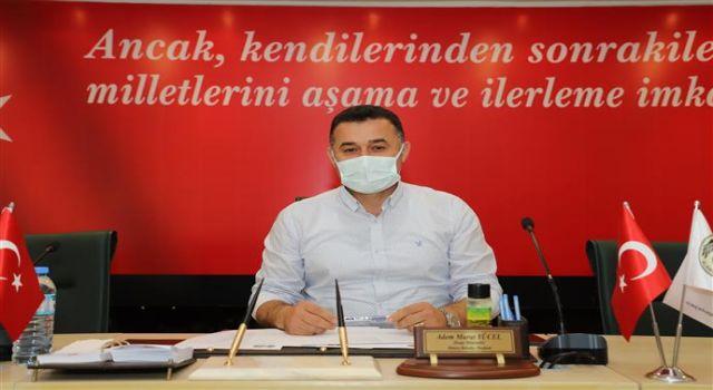 Başkan Yücel'den Demirtaş'a imar müjdesi
