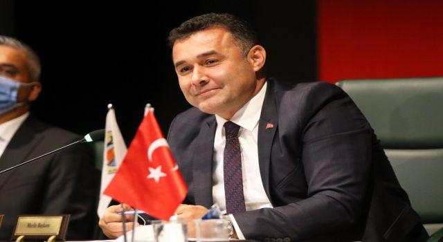 Meclis toplantısı gerçekleşti Başkan Yücel;Türkiye'de en çok bisiklet yolu yapan belediyeyiz