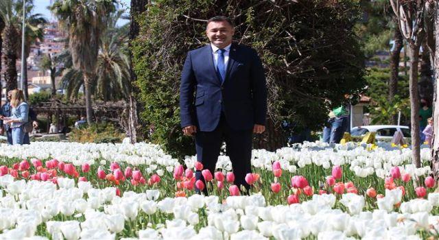 Başkan Adem Murat Yücel tüm Alanya halkının Kurban Bayramını kutladı