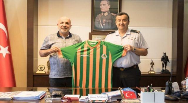 Başkan Çavuşoğlu'ndan hayırlı olsun ziyareti
