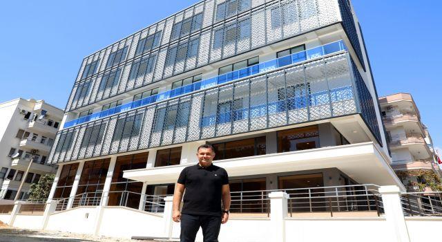Başkan Yücel'den Etüt merkezi müjdesi büyük açılış 4 Ekim'de