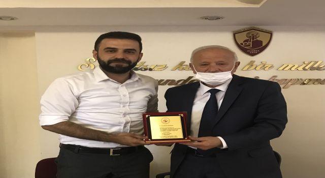 Selman Arıkan Başkan adaylığı için odadaki görevinden istifa etti