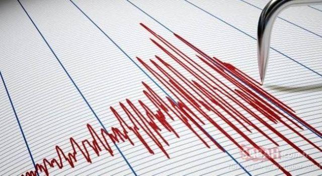 Alanya'da Deprem korkuttu