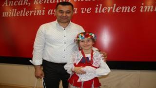 Adem Murat Yücel'den 23 Nisan mesajı