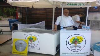 Alanya'nın meşhur Çamlıca dondurmacısı Orhan usta vefat etti