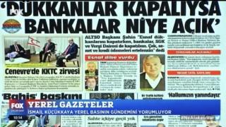 Altso Başkanı Mehmet Şahin'nin Açıklaması Fox Tv'de Gündem Oldu