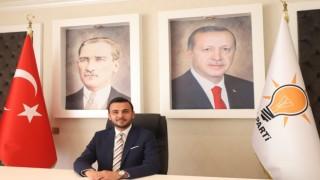 Ak parti ilçe başkanı Mustafa Toklu 19 Mayıs mesajı
