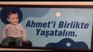 Alanya'lı çiftçiler ilçenin en büyük odası olan Ziraat odasına Ahmet bebeğin bağış kutusunun konulmasını istiyor