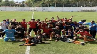 Aytemiz Alanyaspor U19 takımı rakibi evinde 3 golle geçti