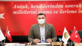 Başkan Adem Murat yücel önemli açıklamalarda bulundu