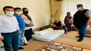 Başkan Alper Arıkan'dan anlamlı ziyaret