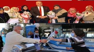 Başkan Mehmet Şahin anneler günü mesajı