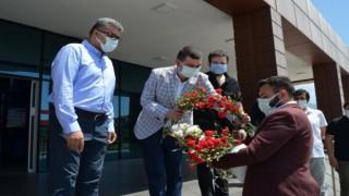 Başkan Türkdoğan sağlık çalışanlarını unutmadı