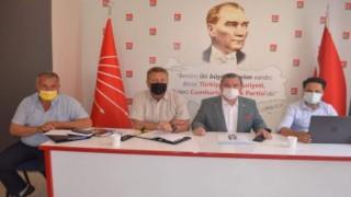 CHP ilçe başkanı Coşkun ÖTV zamlarını eleştirdi