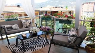 En güzel balkon yarışmasının birincisi açıklandı