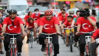 Başkan Yücel 3 Haziran dünya bisiklet gününde vatandaşlarla petal çevirecek