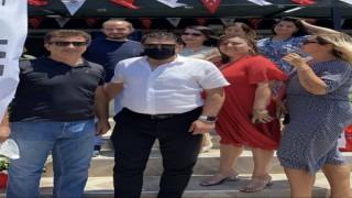 Gazipaşa Atatürkçü düşünce derneği kültür evi bugün açıldı