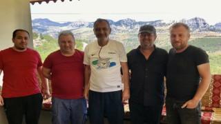 Keşoğlu Meclis üyesi Kayhan Balta'ya teşekkür etti