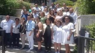 Milliyetçi çalışanlar derneği Turizm sektörünün yanında
