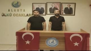 Mustafa Çetin Ülkü ocakları Konaklı mahalle başkanlığına getirildi