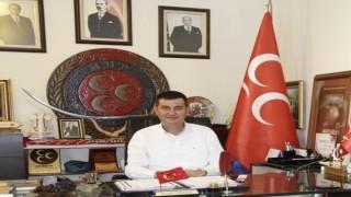 Başkan Türkdoğan Alanya belediyesini eleştirenlere seslendi;sınıfta kalan Büyükşehir belediyesi