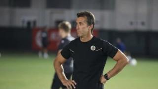 Alanyaspor Giresunspor maçına hazırlanıyor