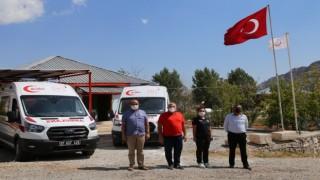 Altso Başkanı Mehmet Şahin;Batı yaylalarının ambulans ihtiyacı İçin kolları sıvadı