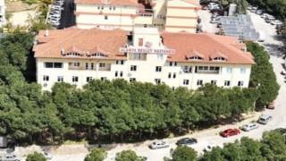 eski Devlet hastahanesi yıkılıyor