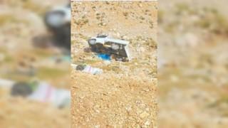 Gündoğmuş'ta kazada 1 ölü