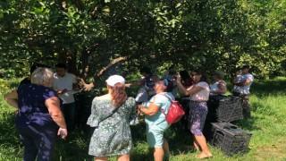 Litvanya'lı kadınların Alanya temasları devam ediyor