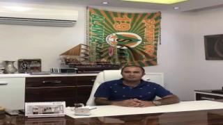 Orhan Maraşlıoğlu esnaf odasına Başkan adaylığını açıkladı
