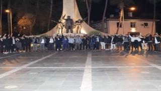 Ülkücüler Ankara'ya gitti
